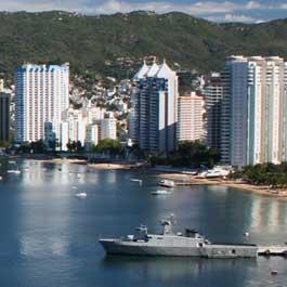 Quanto custa viajar para Acapulco