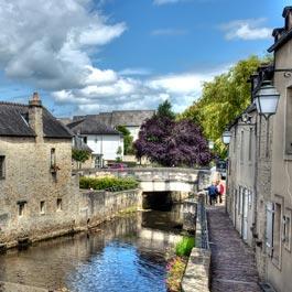 Quanto custa viajar para Bayeux