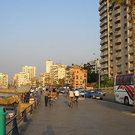 Quanto custa viajar para Beirute