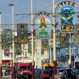 Quanto custa viajar para Blackpool
