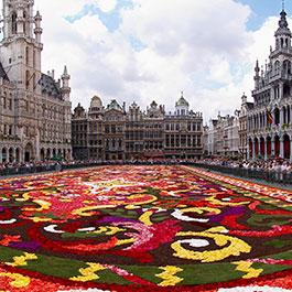 Quanto custa viajar para Bruxelas