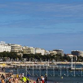 Quanto custa viajar para Cannes