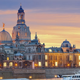 Quanto custa viajar para Dresden