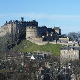 Quanto custa viajar para Edimburgo