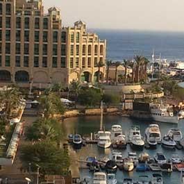 Quanto custa viajar para Eilat