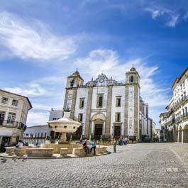 Quanto custa viajar para Évora