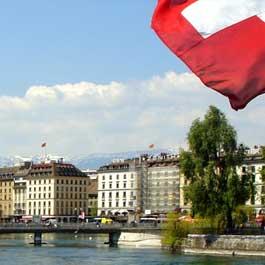 Quanto custa viajar para Genebra