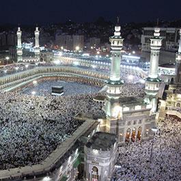 Quanto custa viajar para Meca