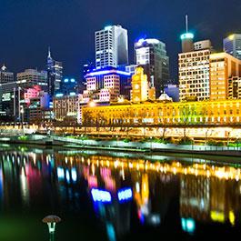 Quanto custa viajar para Melbourne