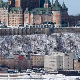 Quanto custa viajar para Quebec