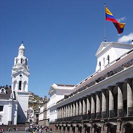 Quanto custa viajar para Quito