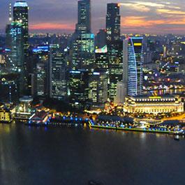 Quanto custa viajar para Singapura