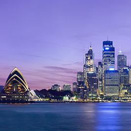 Quanto custa viajar para Sydney