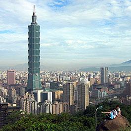 Quanto custa viajar para Taipei
