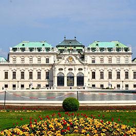 Quanto custa viajar para Viena