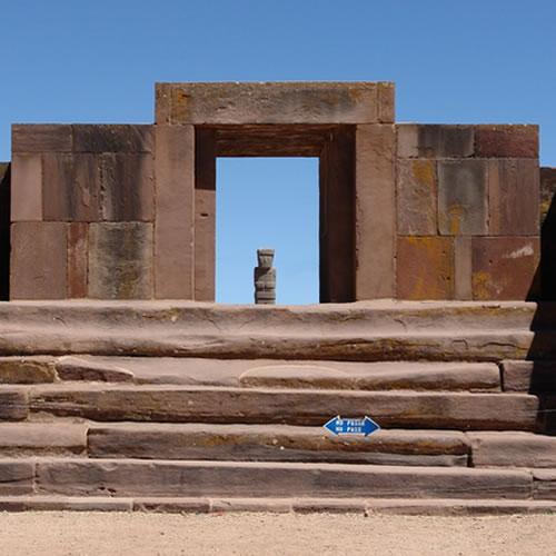 Tour para Tiwanaku