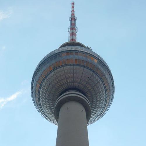 Torre de TV Fernsehturm