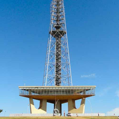 Torre de TV (fechada no momento)