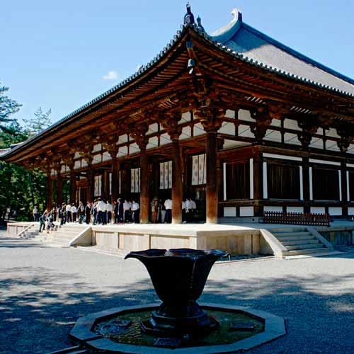 Templo Toshodaiji