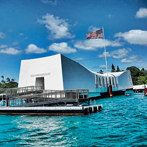 Memorial do USS Arizona