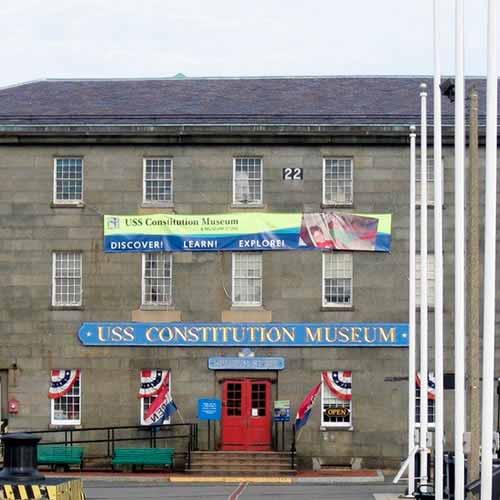 Museu USS Constitution