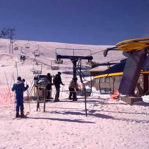 Ski e snowboard vulcão Osorno