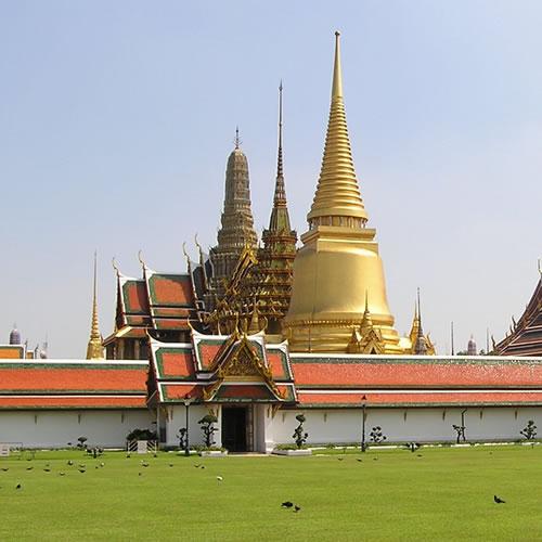 Wat Phra Kaew e Grande Palácio