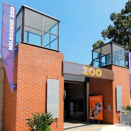 Zoológico de Melbourne